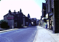 Yeadon High Street. 1960s