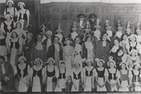 Yeadon Amateur Operatic Society 1937