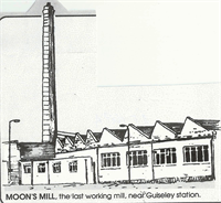 Abraham Moon's Netherfield Mill, Guiseley.