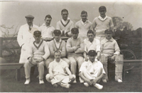 Rawdon Baptists Cricket Team