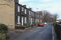Dam Lane / Moorfield Terrace, Yeadon. 2013