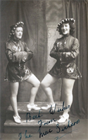 Mary and Nina Jones (Mac Sisters)