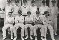 Airedale and Wharfedale Cricket Team 1950