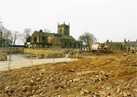 Albion Dyeworks Site, Guiseley. 1999