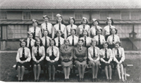 Womens Junior Air Corps